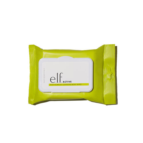 Post-Workout Cleansing Body Wipes,