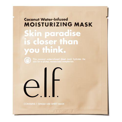 Coconut Water-Infused Moisturizing Sheet Mask,